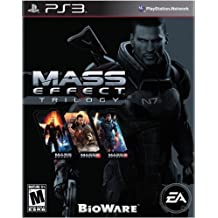 Mass Effect Trilogy 1 2 3 (Playstation 3 PS3 EA Games Shoot Action Fight) NEW