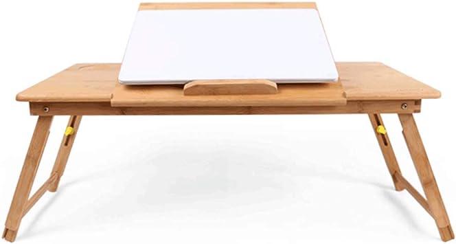 Mesa de computadora Plegable, Ángulo Ajustable, Estantería, Picnic ...