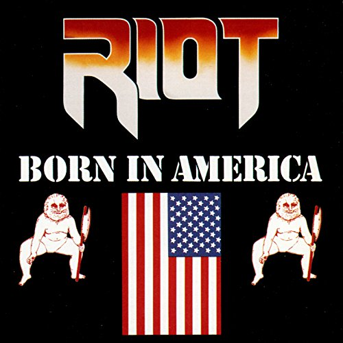 Riot-Born In America-(3984-15369-2)-Remastered-CD-FLAC-2015-RUiL Download