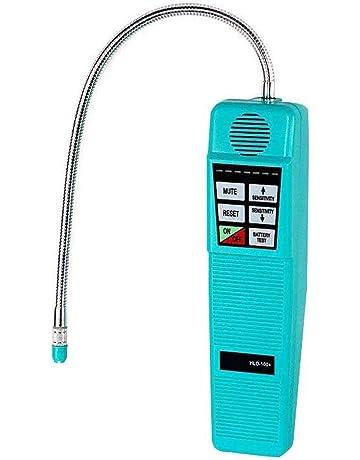 Halógena detector de fugas de corona HLD-100 + comprobador de refrigerante R134 a R410
