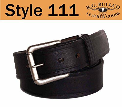 R.G. BULLCO - USA Made - 1-1/2