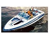 1987 Sea Ray Seville 21 Bow Rider Power Boat