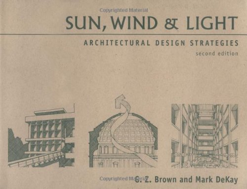 Sun, Wind & Light: Architectural Design Strategies, 2nd Edition by Wiley