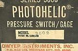 Dwyer 3002 Series 3000 Photohelic Pressure