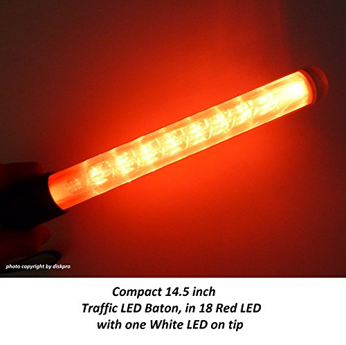Small Led Traffic Light - 3
