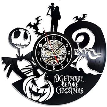 Amazon Com Cuckoo Clock Tim Burton S The Nightmare