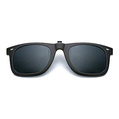 Amazon.com: Tijn Clip anteojos De Sol Polarizadas Lente Para ...