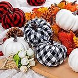 Oyydecor Artificial Pumpkins Decoration Harvest