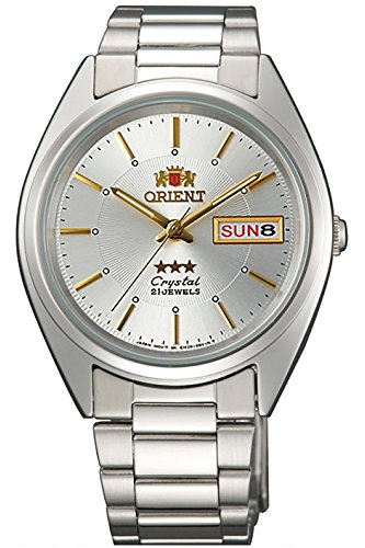 Orient Women's Analogue Automatic Watch with Stainless Steel Strap FAB00006W9