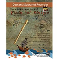 The Ruby Recorder Book of Fish 'n' Ships: Shanties, Hornpipes, and Sea Songs. 38 fun sea-themed pieces arranged…