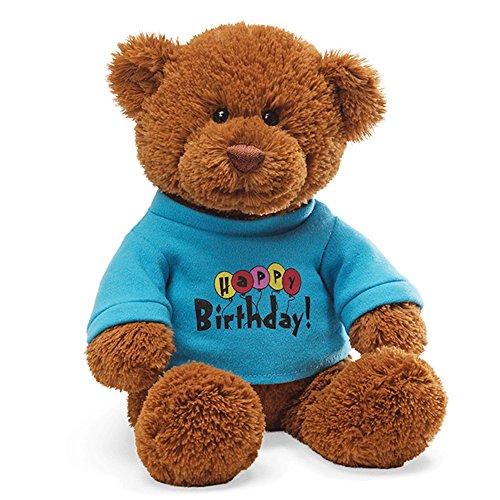 GUND Happy Birthday Teddy Bear Plush