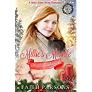 Millie's Miracle: Clean Historical Western Romance (Christmas Babies Book 1)