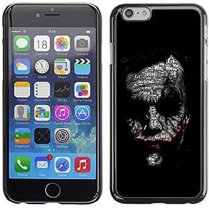 EFEX Slim PC / Aluminium Sleek Case Cover Armor Shell / Joker Face / Apple Iphone 6 Plus 5.5