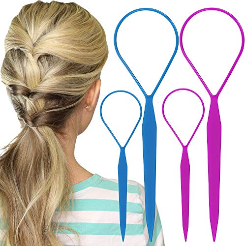Thing need consider when find hair braiding accessories for girls?