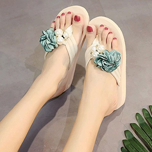 Yingsssq Turismo Mujer 5 Exterior Zapatillas Purple 36 3 Eu Us 6 Tamaño A Playa Uk Ropa Vacaciones color Rosado De Chanclas rYEwqpr