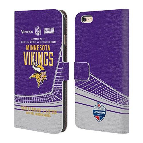 Official NFL Minnesota Vikings Versus 2017 London Games