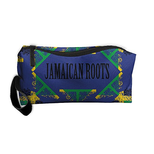 Jamaican Roots Jamaica Flag Tree 3D Printing Grooming Cosmetic Makeup - Jamaican Flag Sunglasses
