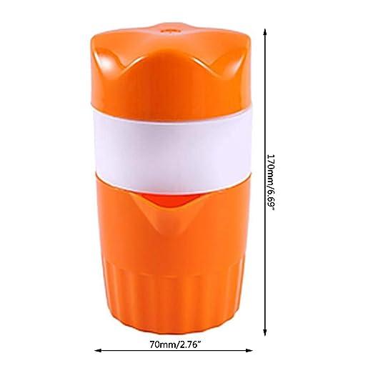 Rongzou - Licuadora manual portátil para el hogar: Amazon.es: Hogar