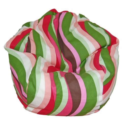 Ahh! Products Wavelength Guava Bean Bag Chair for Dolls (Wavelength Game)
