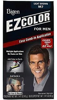 bigen ez color for men light brown m7 - Lazartigue Color