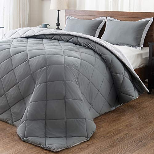 downluxe Lightweight Solid Comforter Pillow product image