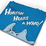 Horton Hears A Who Bandanas Headband Face Mask For Women Men Outdoor Sport For Fishing Cycling Running One Sided Print