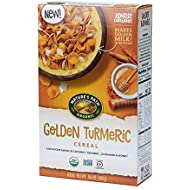 Nature's Path Golden Turmeric Cereal, Healthy, Organic, Gluten-Free, 10.6 Ounce Box (Pack of 6)
