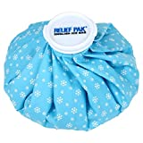 "Relief Pak English Ice Cap Reusable Ice Bag, 11"" D..."