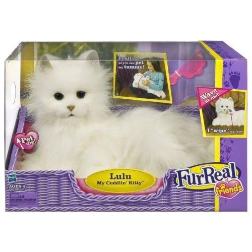 FurReal Friends Lulu Cuddlin Kitty product image