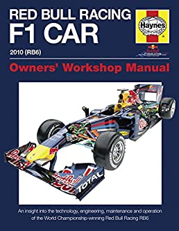 red bull racing f1 car manual an insight into the technology rh amazon co uk haynes car manuals online haynes car manuals free pdf downloads