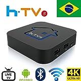 HTV5 CANAIS DO BRAZIL Português Brasileiro Android IPTV HD Filmes OnDemand and Adulto TV Brasileiros