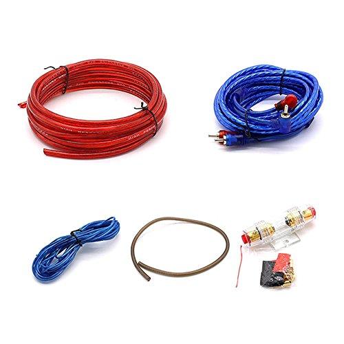 ETbotu Car Audio Conversion Kit modification du fil de graves Ensemble de harnais