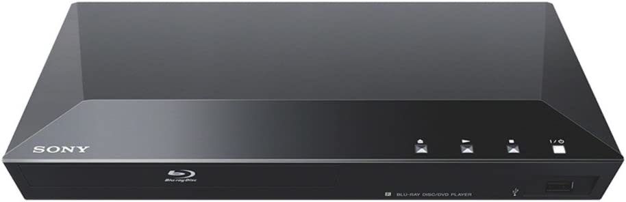 Sony BDP-S2100 Blu-ray Disc / DVD Player with Wi-Fi by Sony
