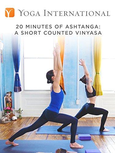 Ashtanga Vinyasa Yoga - 20 Minutes of Ashtanga: A Short Counted Vinyasa