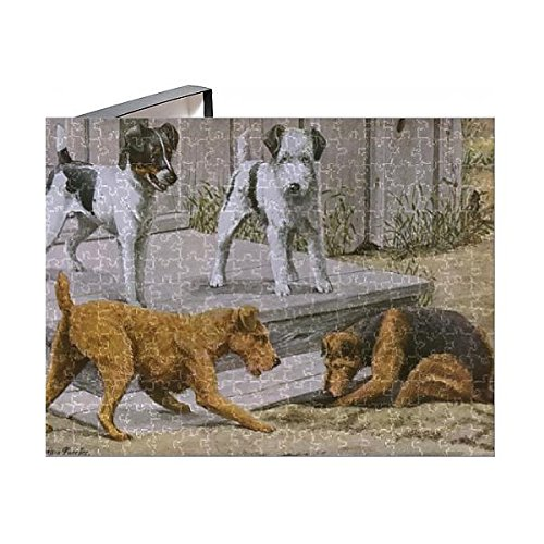 252 Piece Puzzle of Terriers (7198777)