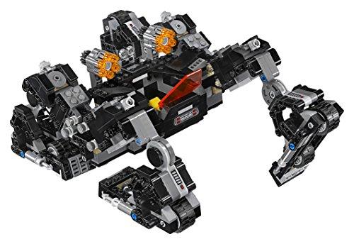 51aphRwT GL - LEGO Super Heroes 76086 Knightcrawler Tunnel Attack (622 Piece)