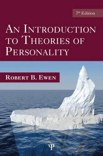 An Introduction to Theories of Personality: 7th Edition by Robert B. Ewen (2009-10-05)