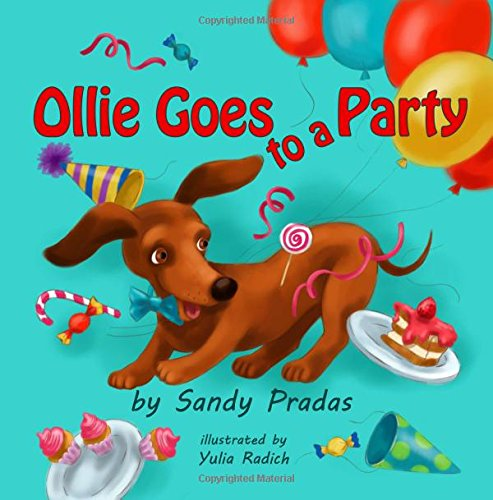 Download Ollie Goes to a Party pdf epub