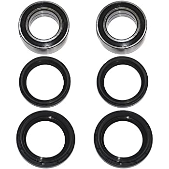 Amazon Com Bossbearing Both Front Wheel Bearings And