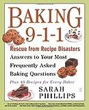 Baking 9-1-1, Sarah Phillips, 0743246829