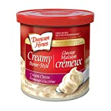 Duncan Hines Creamy Home-Style Frosting, Cream Cheese, 450g