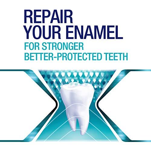 Sensodyne Pronamel Intensive Enamel Repair Toothpaste for Sensitive Teeth, to Reharden and Strengthen Enamel, Clean Mint - 3.4 Ounces