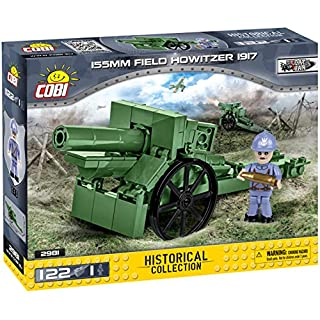 COBI Historical Collection 155mm Field Howitzer 1917