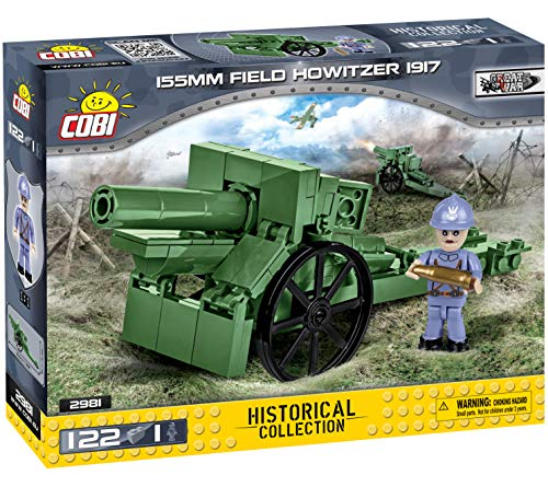 COBI Historical Collection 155mm Field Howitzer -