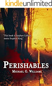 Perishables (The Withrow Chronicles Book 1)