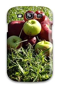 Wonderful Galaxy S3 Case Tpu Cover Back Skin Protector Fresh Apples