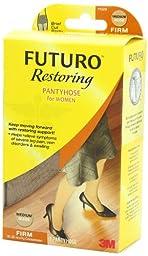 Futuro Restoring Pantyhose for Women - Firm, Medium