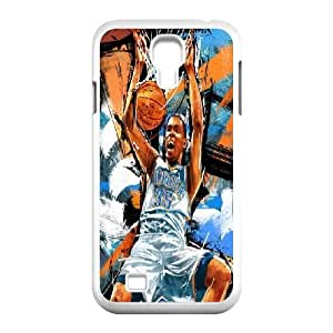 LSQDIY(R) Kevin Durant SamSung Galaxy S4 I9500 Hard Back Case, Personalized SamSung Galaxy S4 I9500 Case Kevin Durant