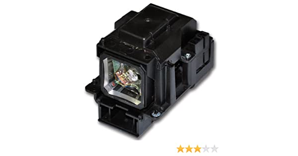 Lanwande VT70LP Replacement Projector Lamp Bulb with Housing for NEC VT37 VT47 VT570 VT575 VT37G VT47G VT570G VT575G