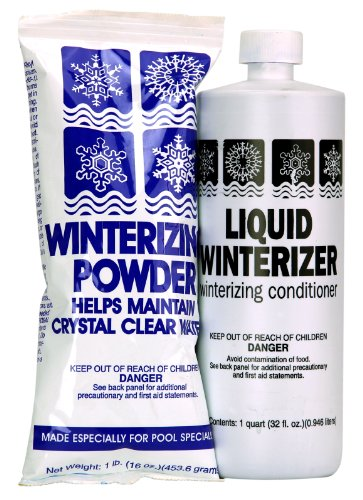 Winterizer Kit (Chlorine Free Winter Closing Kit for Swimming Pools (10K Gallons))